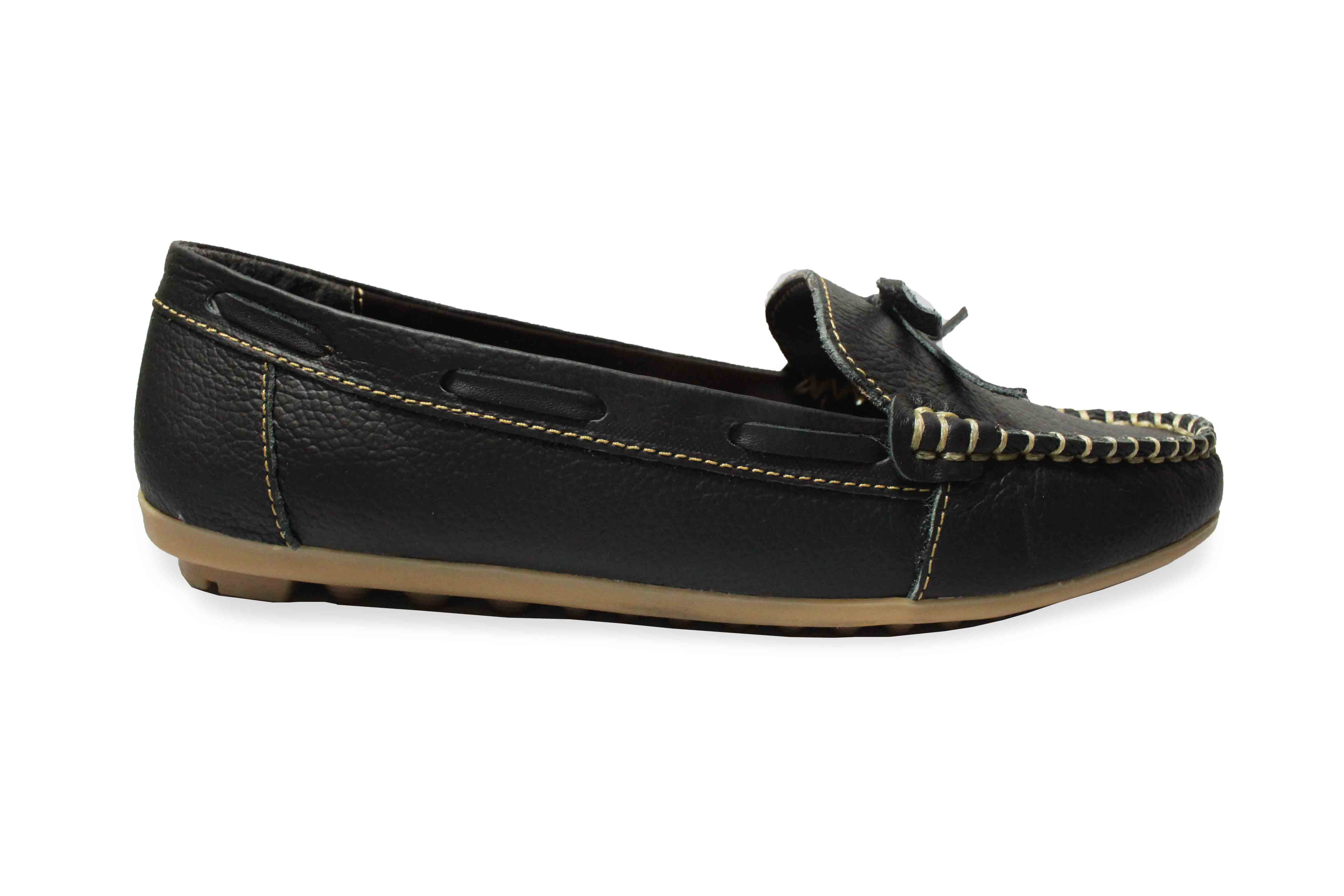 giày moca nữ xinh xắn
