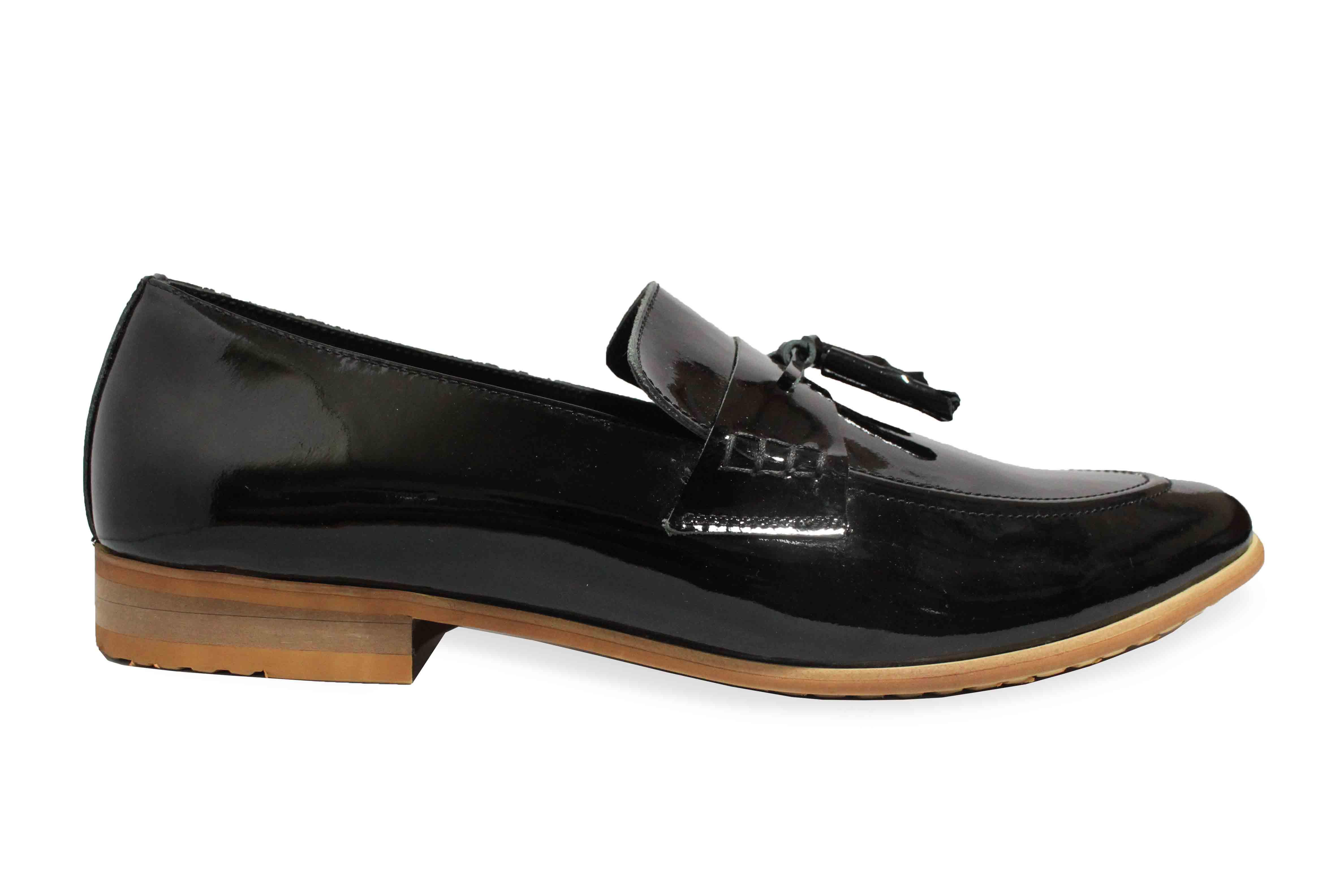 giày nam da bóng