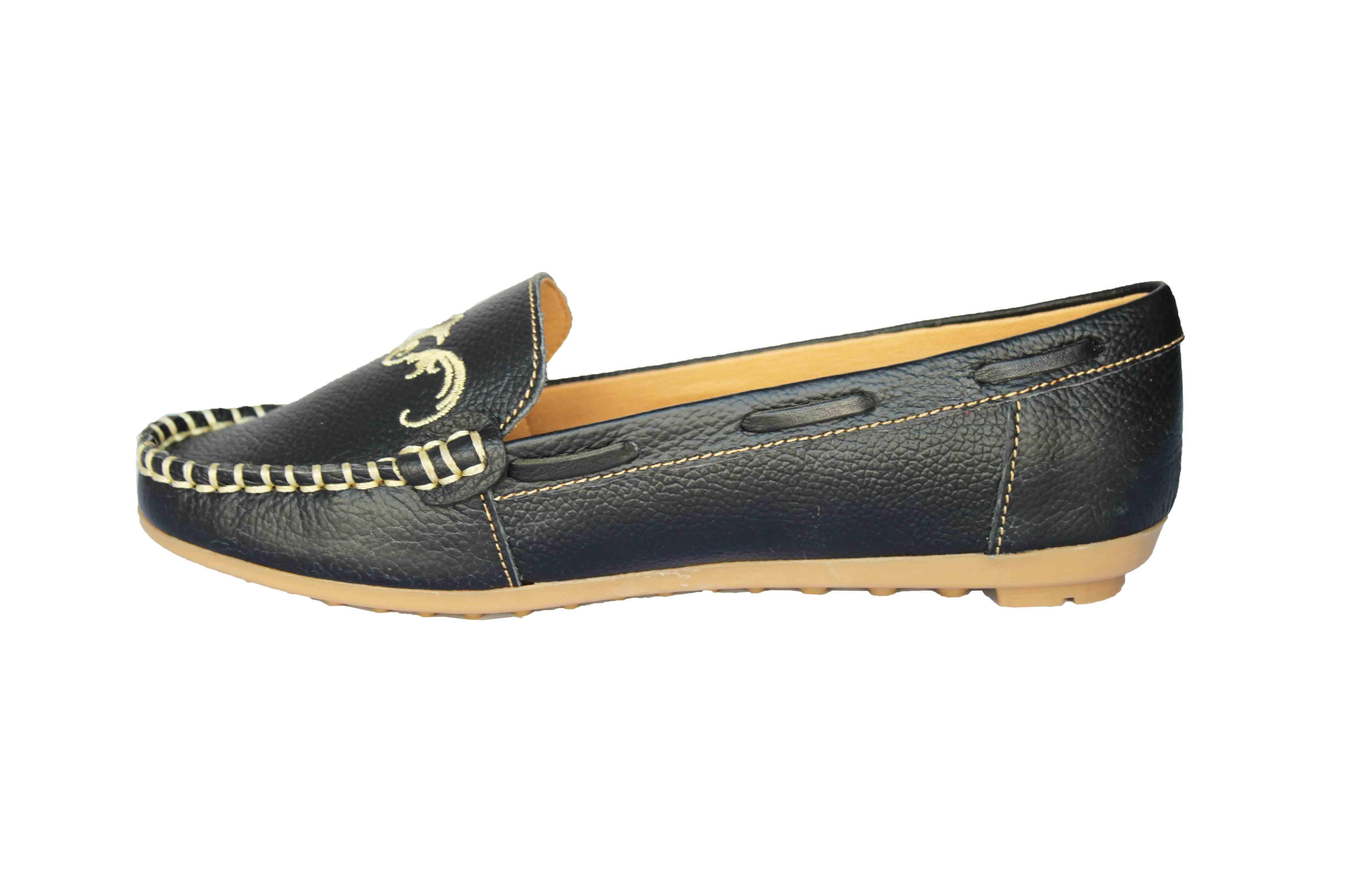 giày moca nữ