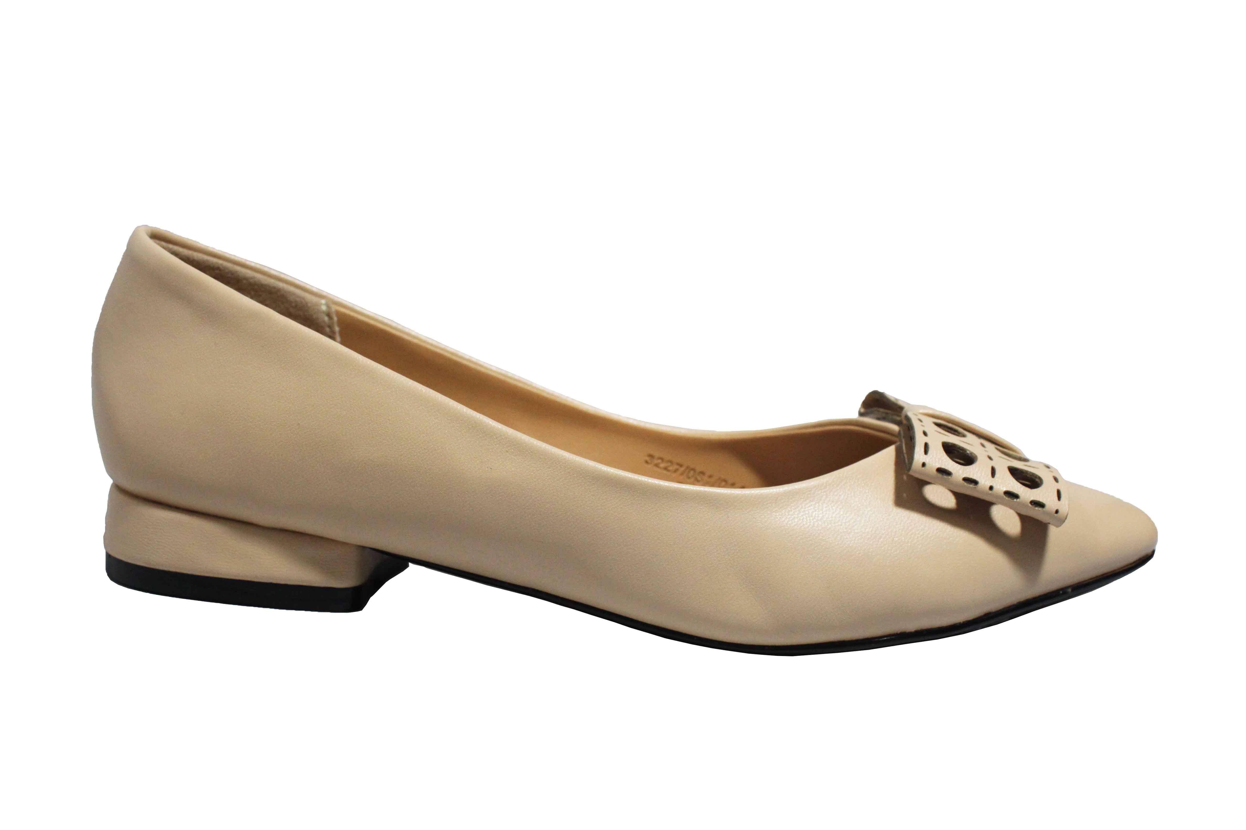 giày búp bê có nơ