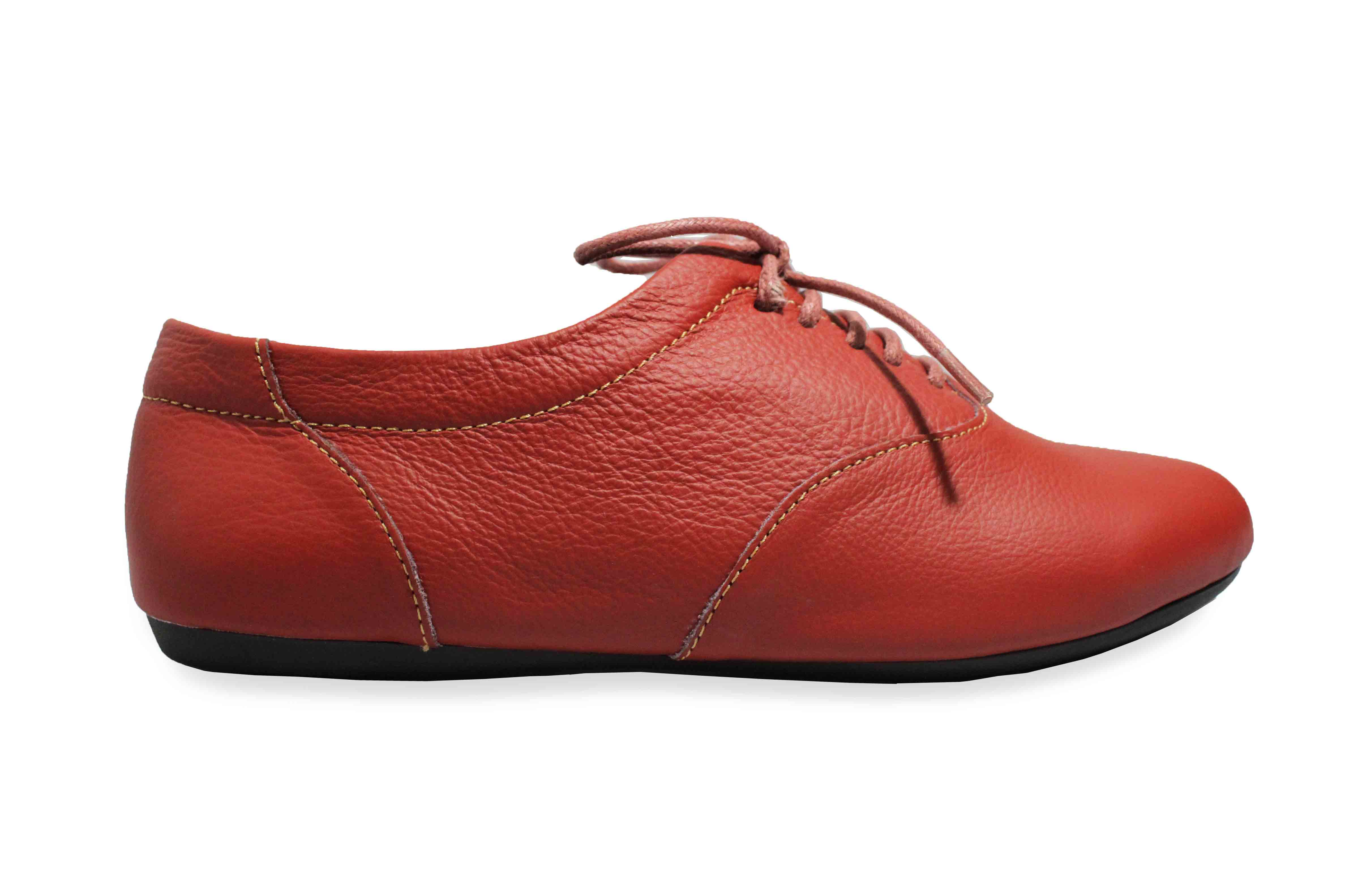 giày oxford mũi tròn