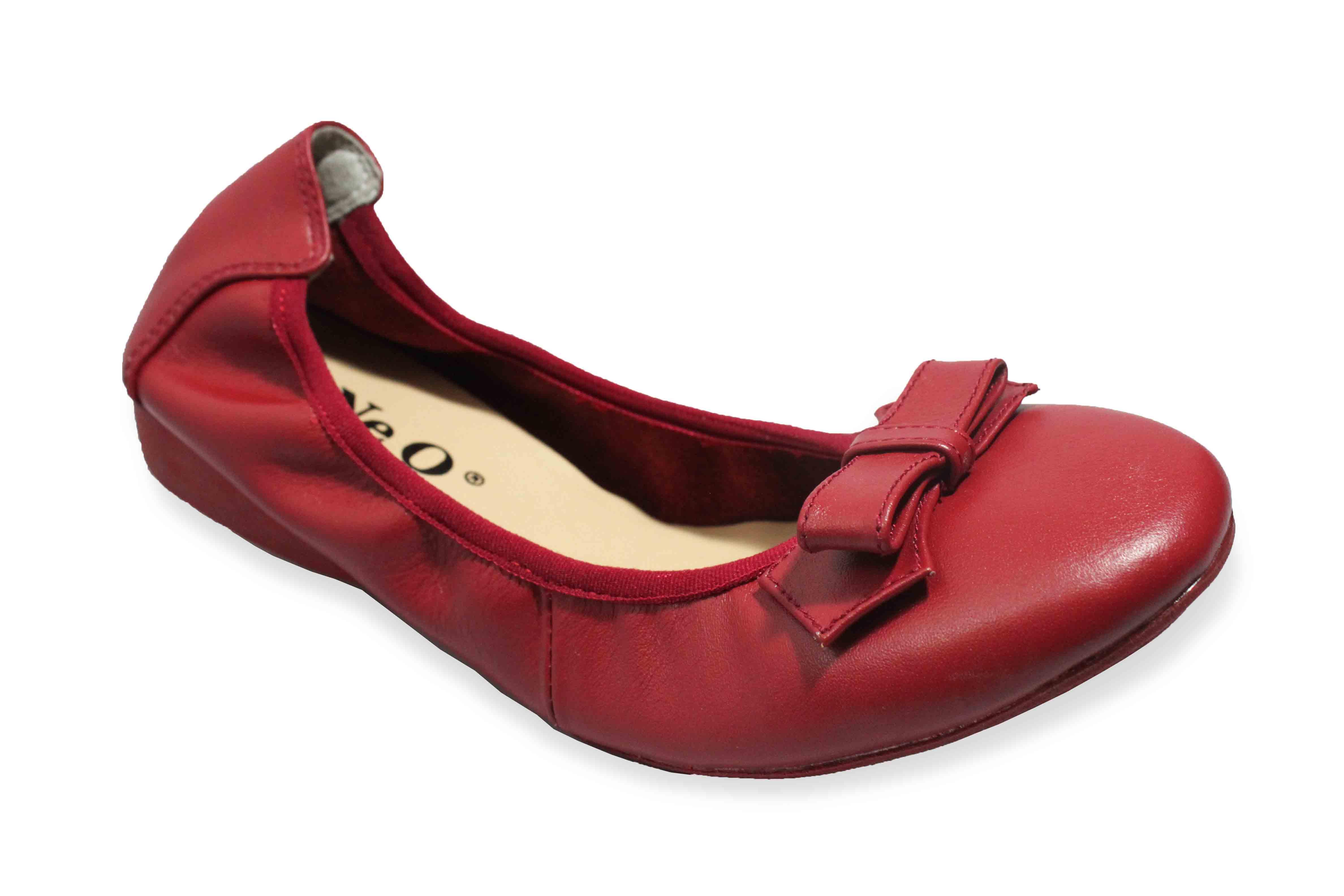 giày búp bê chun