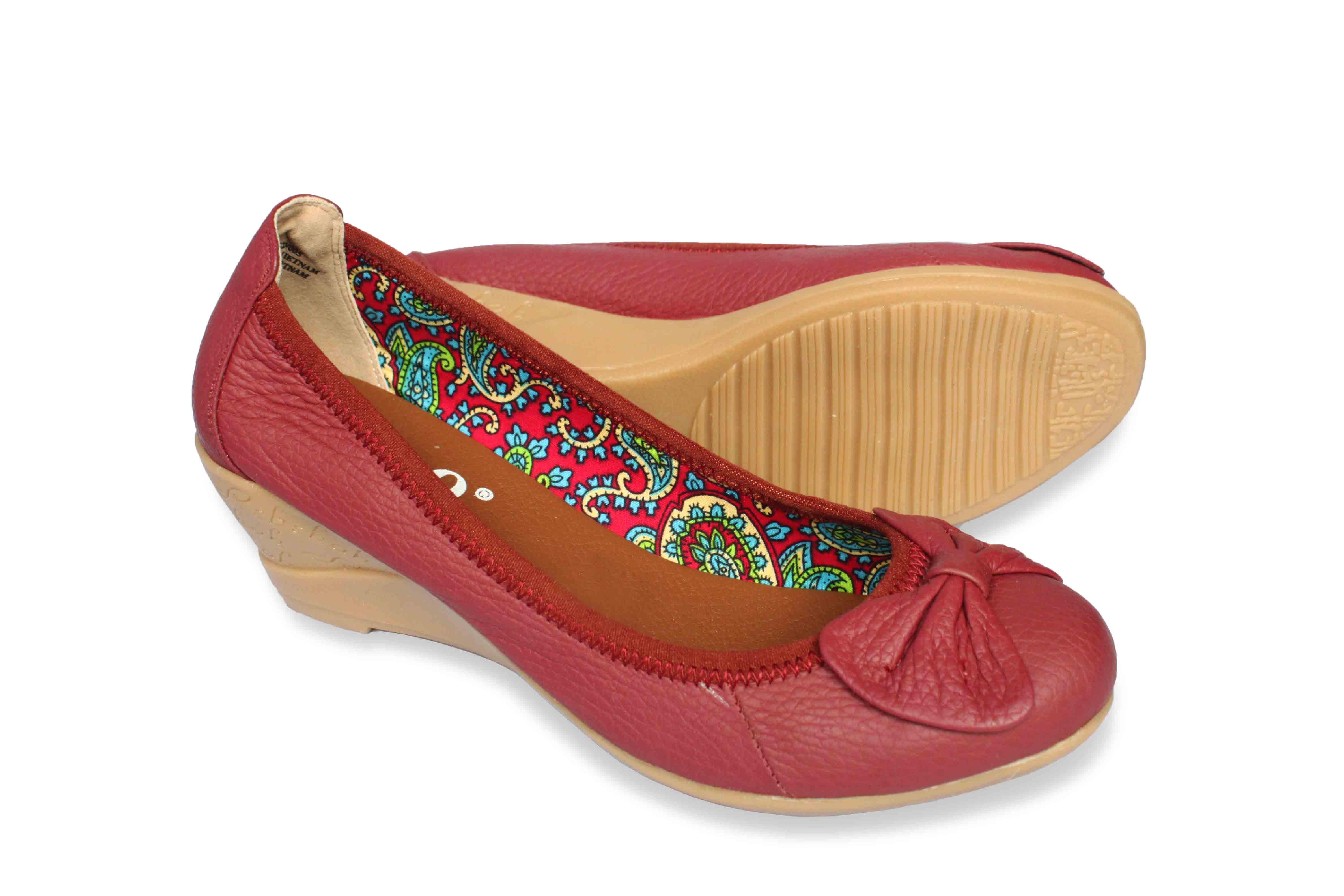 giày đế xuồng nữ đẹp