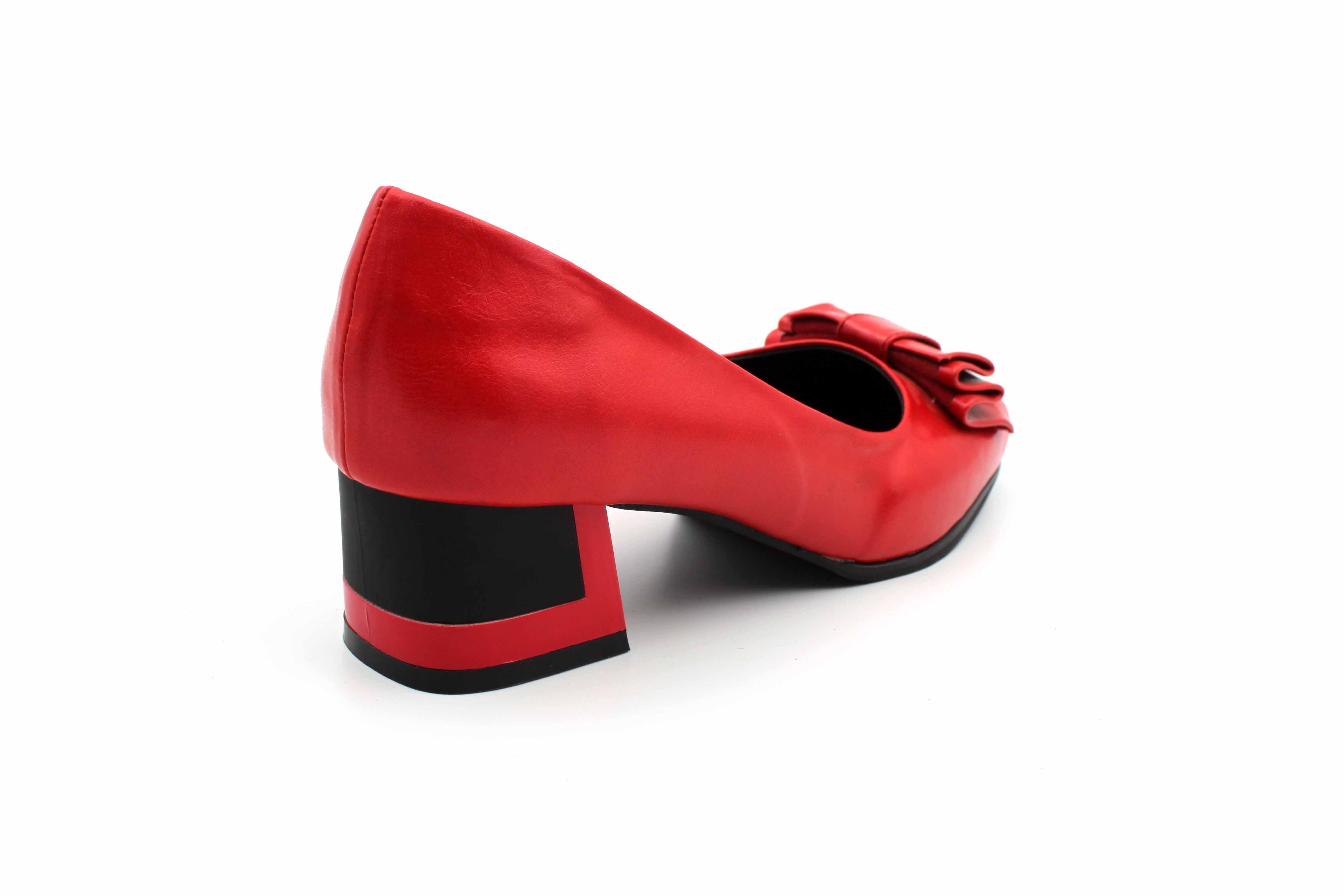 giày nữ gót vuông
