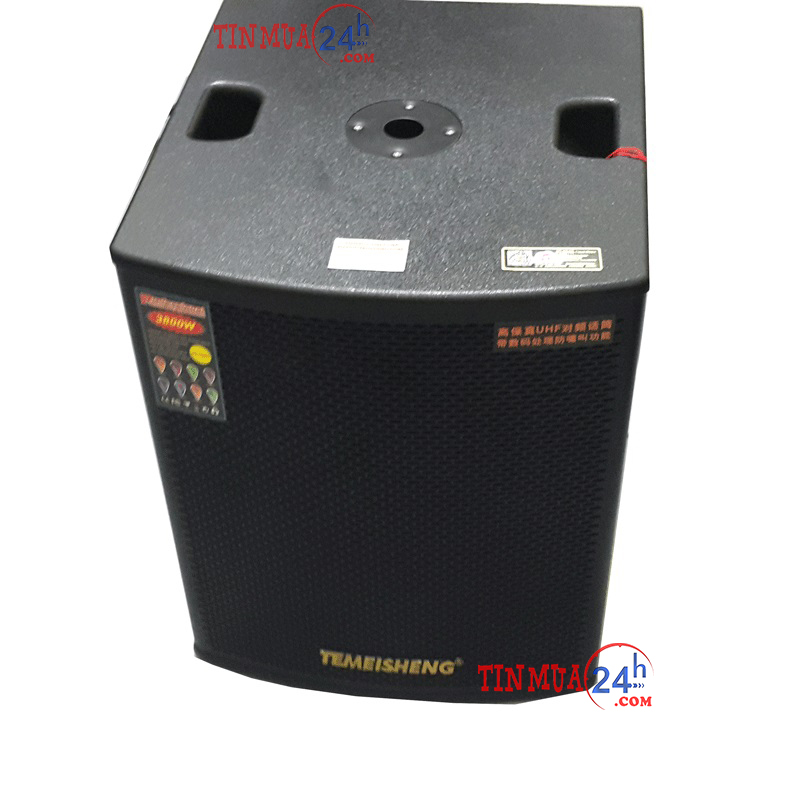 Loa kéo tay cao cấp Temeisheng pro168