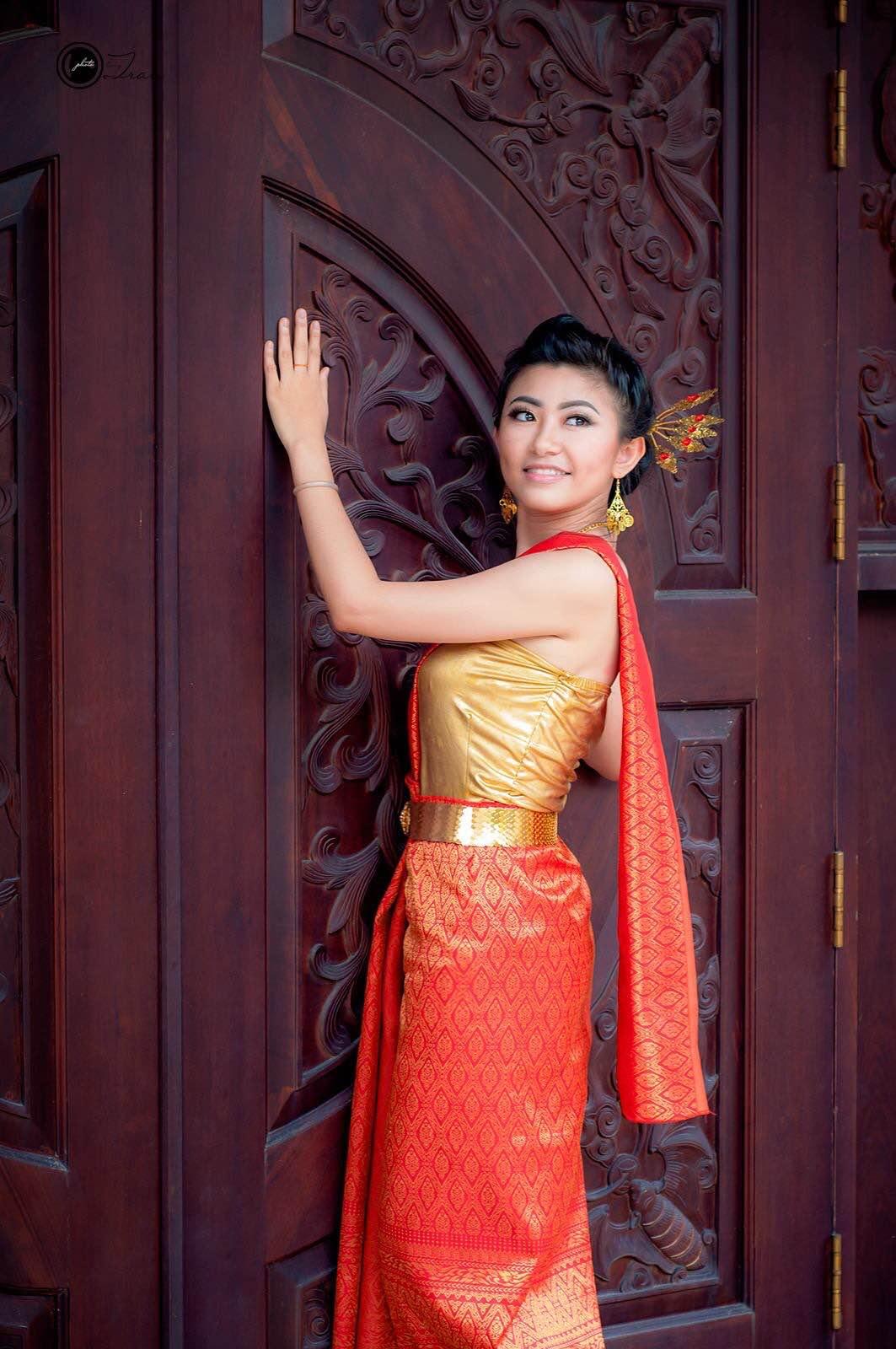 Cho thuê trang phục Thái Lan