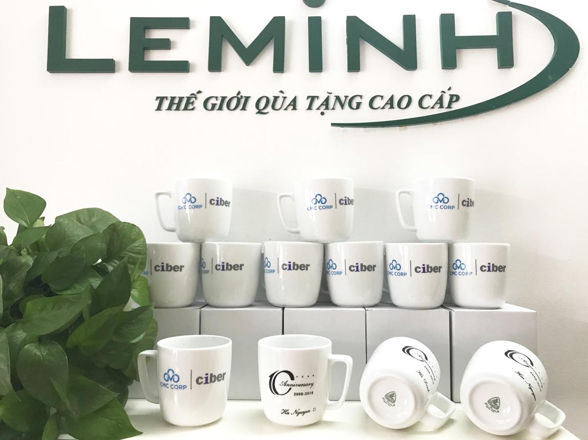 ca su thuy tinh Minh long 1 in logo so luong lon qua tang ciber cmc