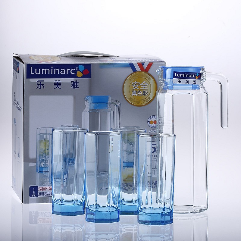Luminarc 5 Món Octime Ice Blue J5263