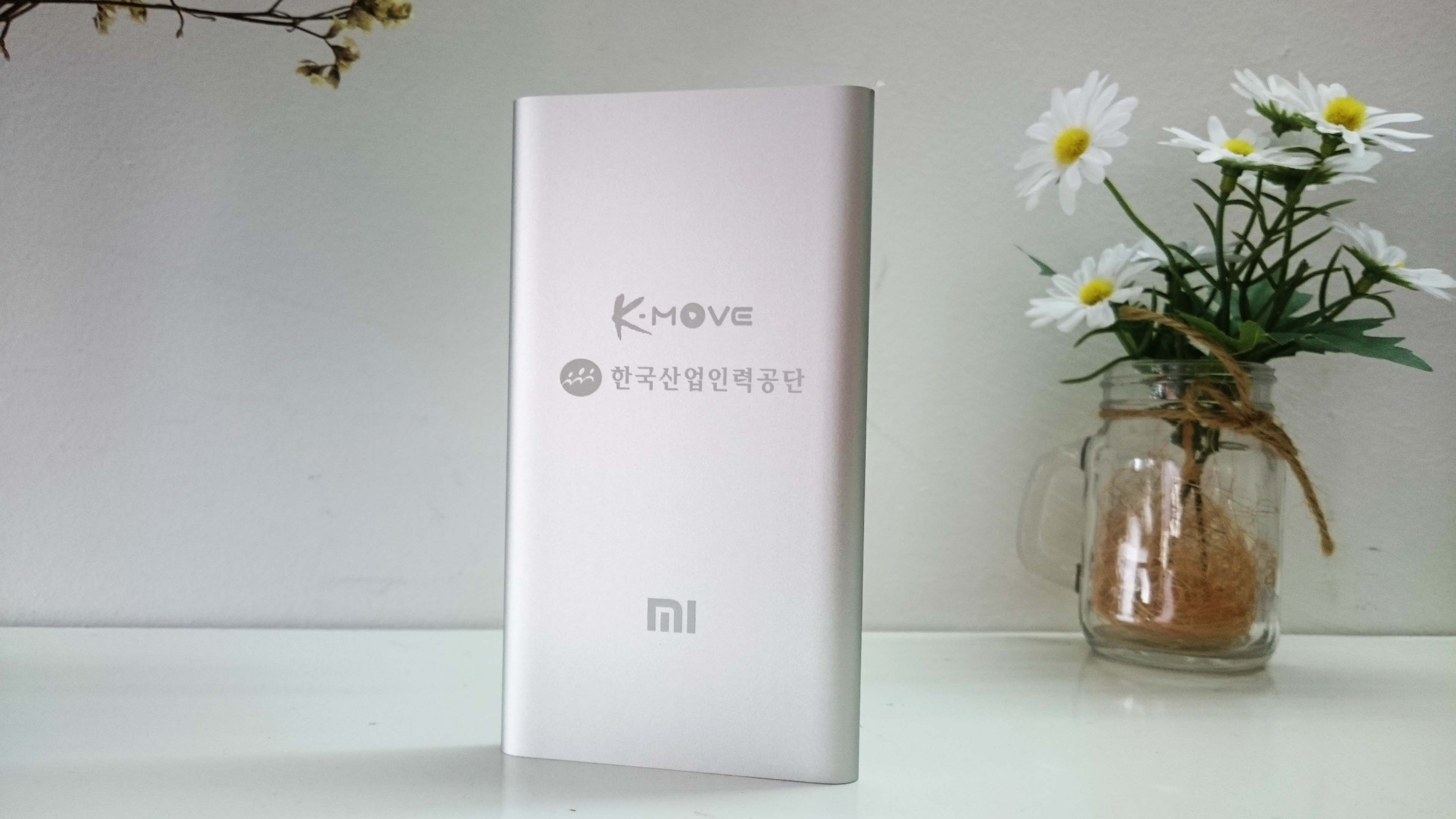 Pin sac du phong Xiaomi 5000mAh Kmove