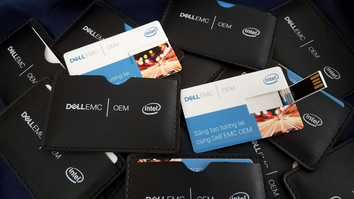 usb namecard dell emc oem so luong lon