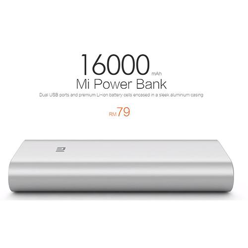 pin sạc Xiaomi 16000mAH