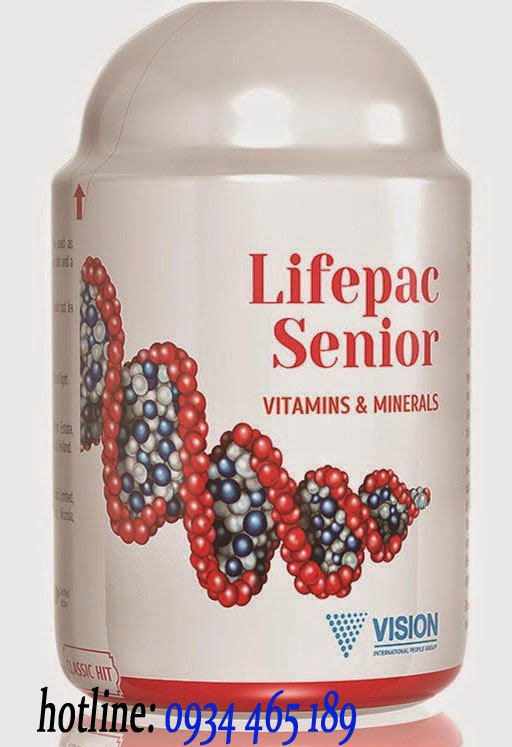 Lifepac-senior