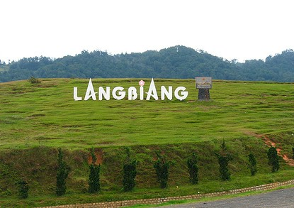 Alo Tour Núi Lang Biang Đà lạt