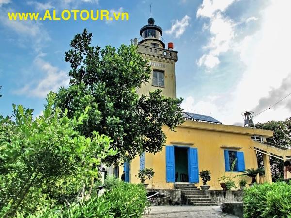 Ngọn hải đăng đảo Cô Tô