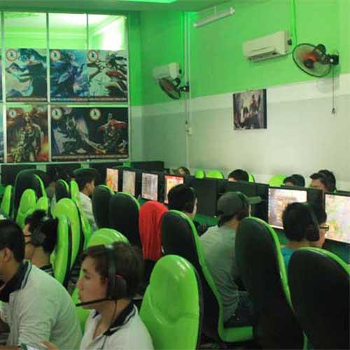 Phòng net cũ giá rẻ - kinh nghiệm chọn phòng net chất lượng.