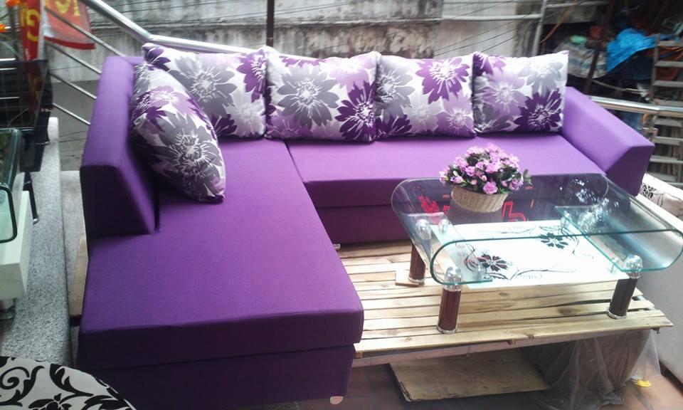 phân biệt nệm ghế sofa phòng khách