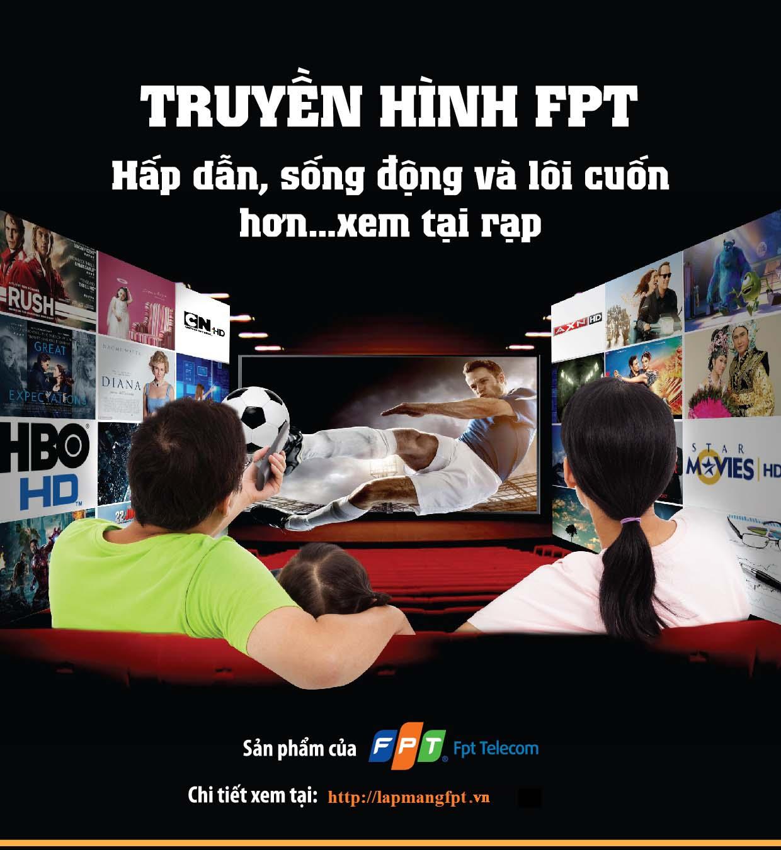Lắp Mạng FPT Hà Nội - Hồ Chí Minh - Cáp Quang FPT