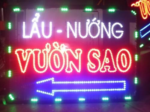 Vì sao bạn nên chọn làm biển điện tử LED trong quảng cáo?