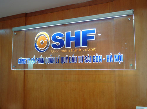 Làm biển phòng ban tại Hà Nội