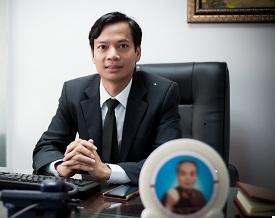 Luật Sư Nguyễn Trinh Đức- Giám đốc điều hành