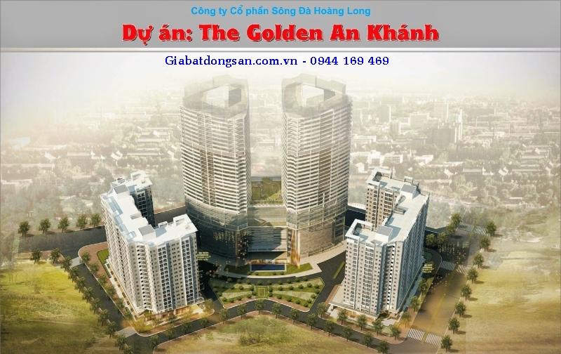 The Golden An Khánh: Từ 780 triệu/căn
