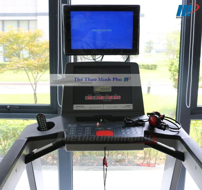 Máy chạy bộ điện phòng tập 482 TV