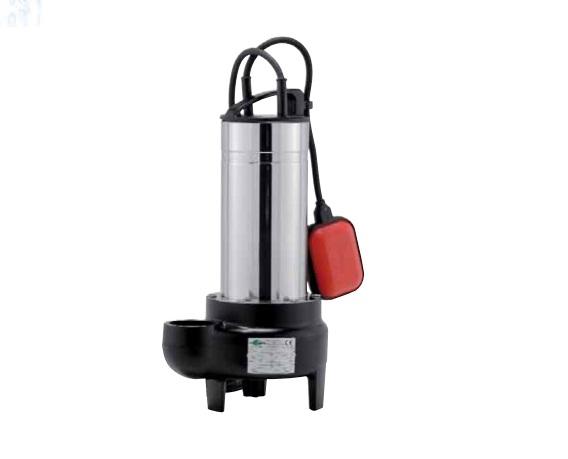 Máy bơm nước thải inox Sealand DVJ 100AUT (740w)