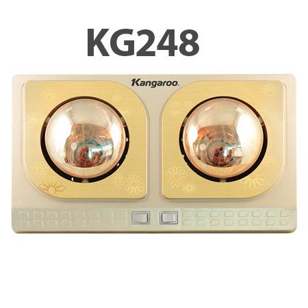 Đèn sưởi nhà tắm Kangaroo KG248