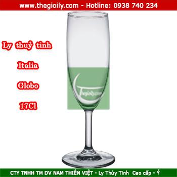 Bộ ly thủy tinh tphcm dành cho rượu vang sủi tăm