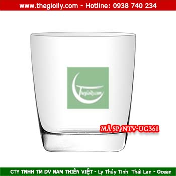 cốc thủy tinh chia mã vạch hàng thái lan 03