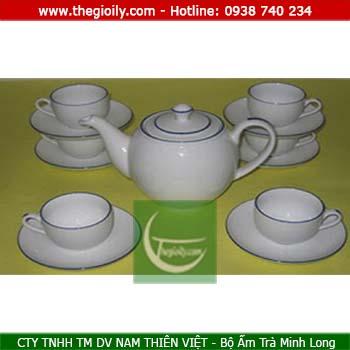 Bộ bình trà cao cấp