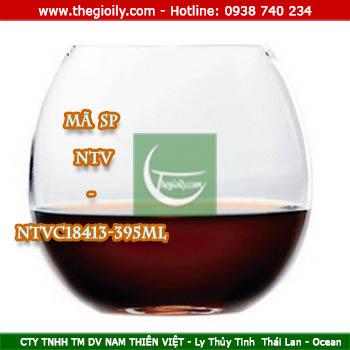 Bộ ly thủy tinh uống rượu vang đỏ