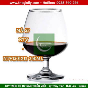 Ly thủy tinh ocean uống rượu vang