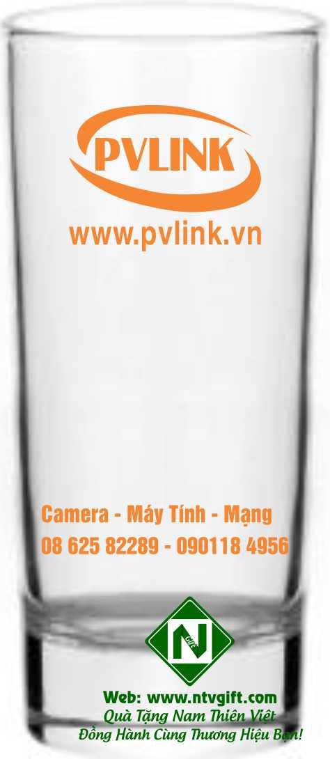 cốc thủy tinh cao cấp in logo_pvlink