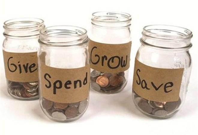 Hãy tiết kiệm tiền bạc khi bạn cần có thể