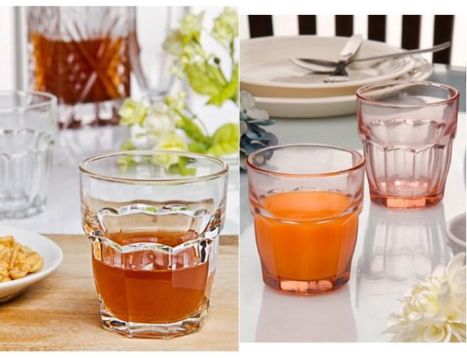 Cách để ly thủy tinh không bể khi rót nước sôi 2