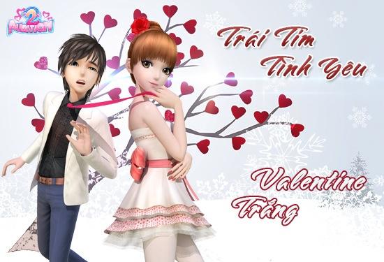 Valentine trắng là ngày gì? Nguồn gốc ngày valentine trắng -2