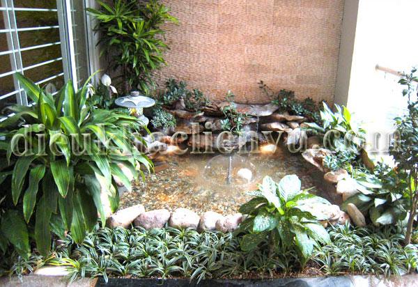 Vườn nước đẹp