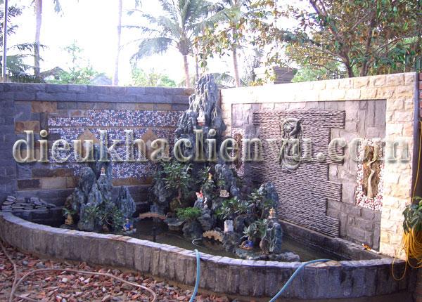 Vườn non bộ nước