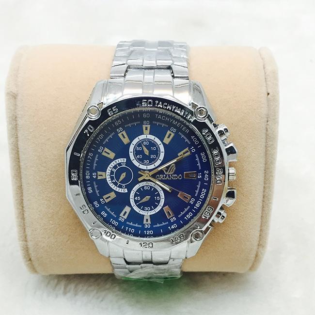 đồng hồ đeo tay lịch lãm qmtime