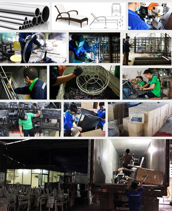 Xưởng sản xuất Minh Thy Furniture