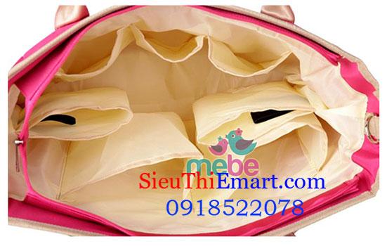 túi xách đa năng cho mẹ và bé