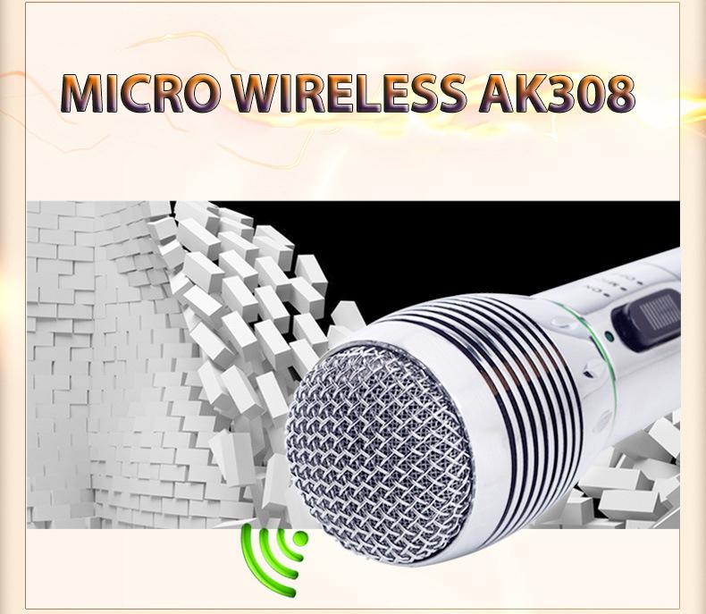 micro khong day xingma ak308
