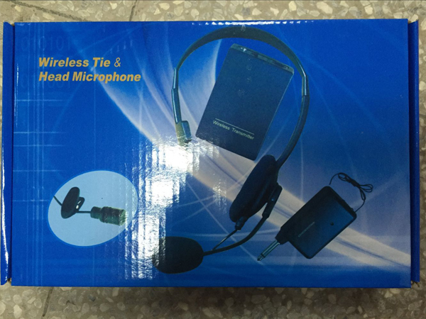 Bộ Microphone Wireless WM-603