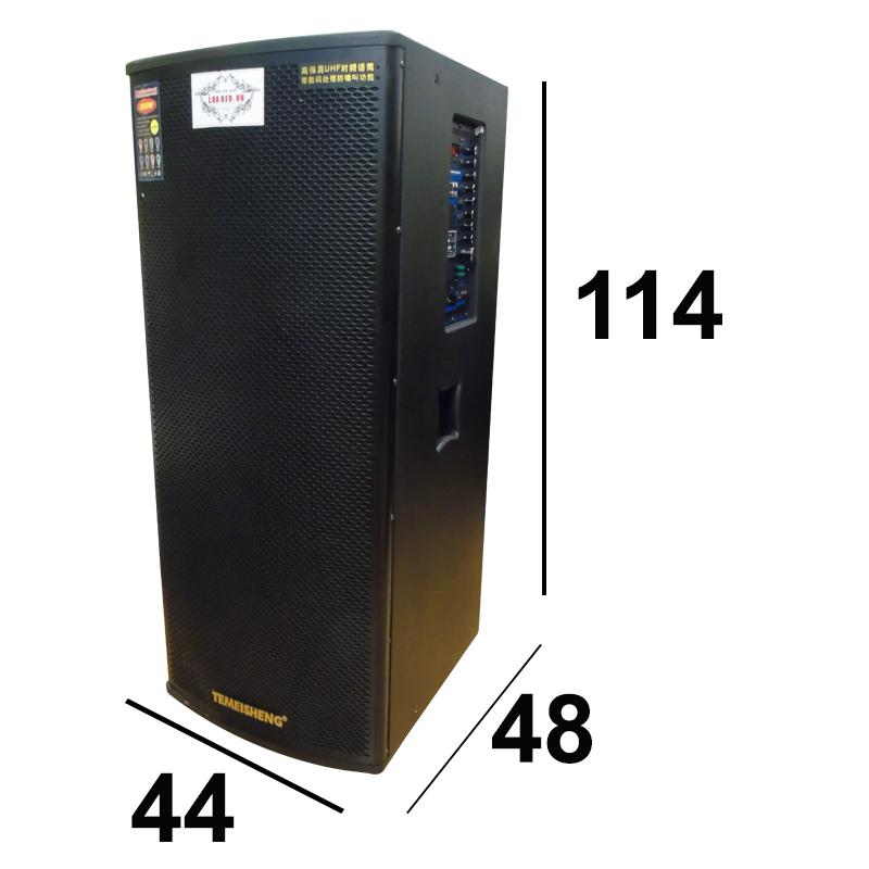loa kéo di động công suất lớn Temeisheng GD215-03 ; loakeo.vn