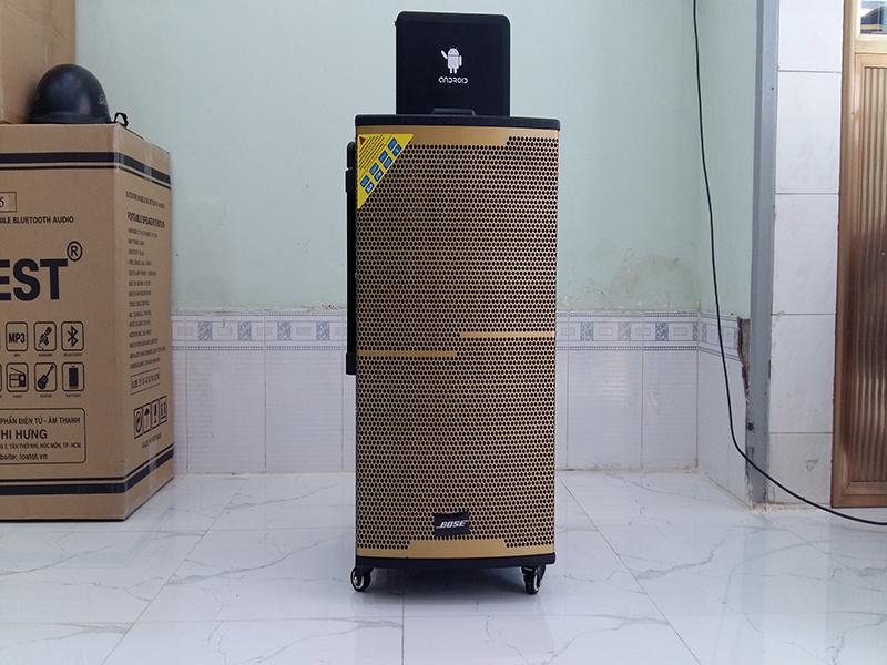 Loa kéo di động có màn hình TV-4500