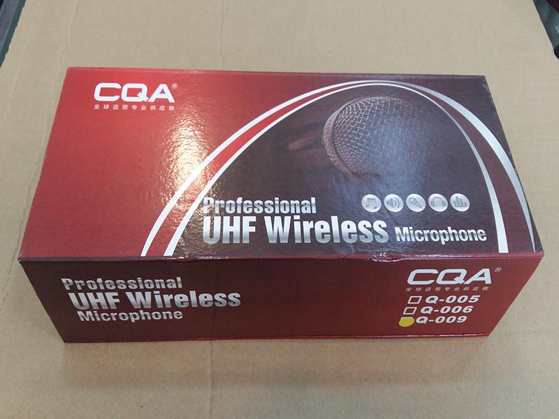 Bộ micro không dây CQA Q-009