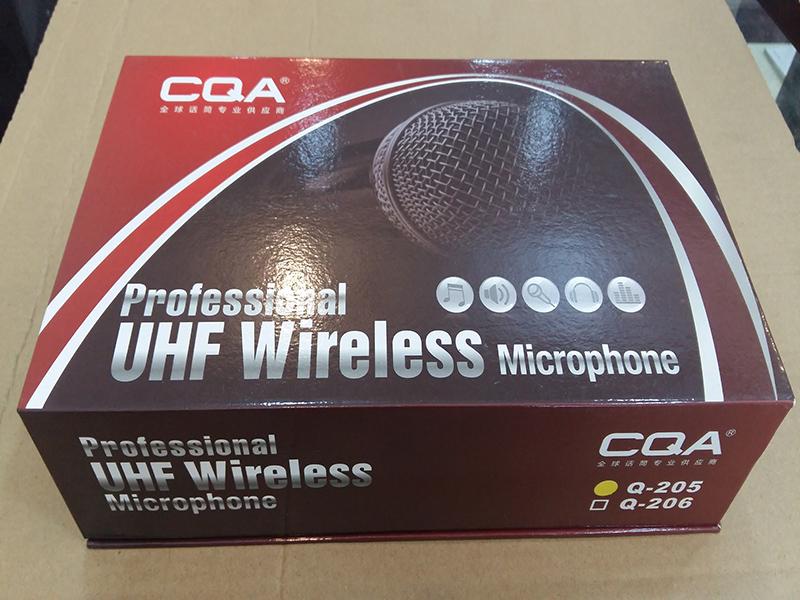 Bộ micro không dây CQA Q-205
