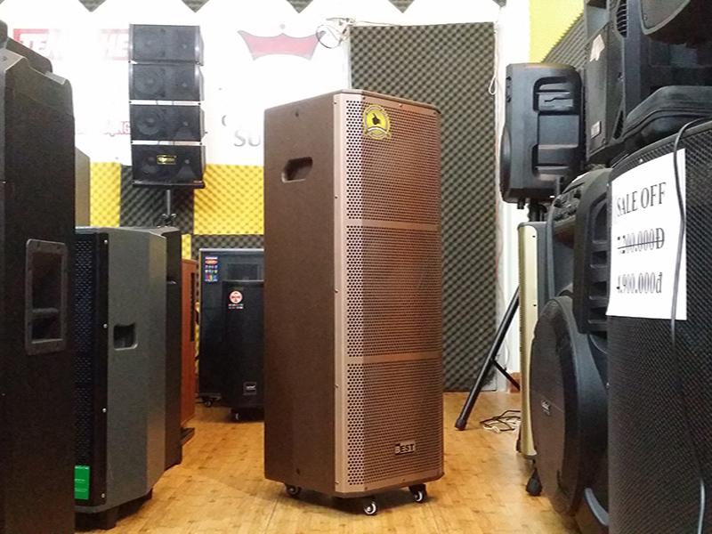 Loa kéo di động 2 bass Best BT-8800