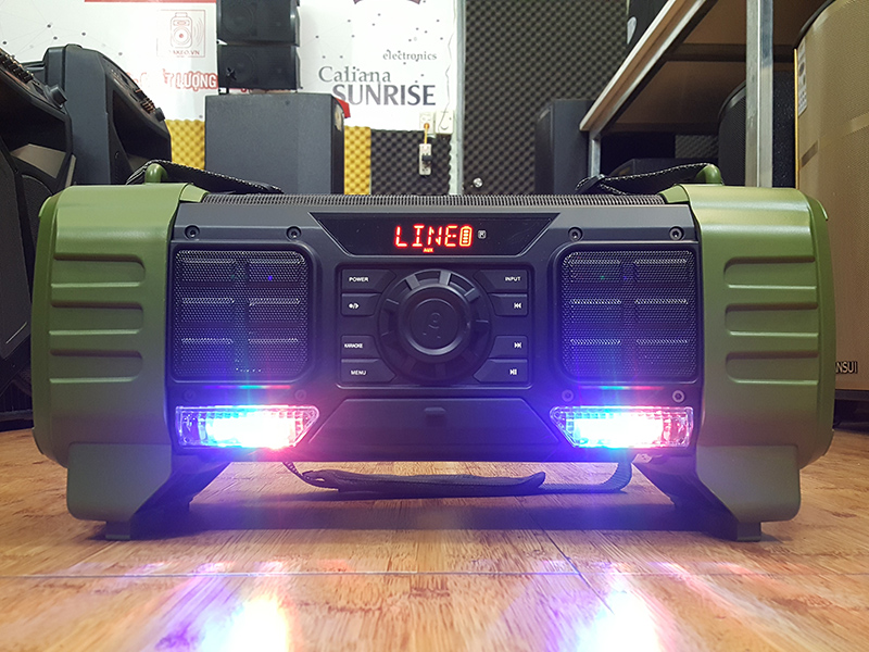 Loa di động mini BD-H066